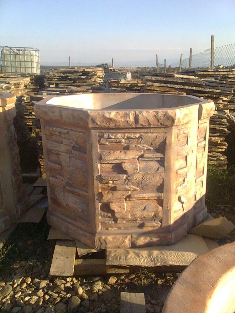 бунар (геран) бетон